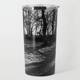 Railway Trees Travel Mug