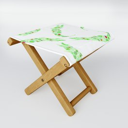 in the swamps Folding Stool