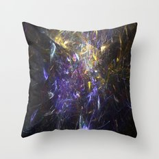 Wild Colours   (A7 B0128) Throw Pillow