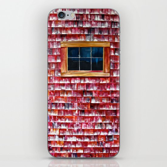 The Boathouse iPhone & iPod Skin