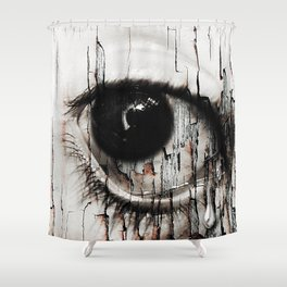 Dry Shower Curtain