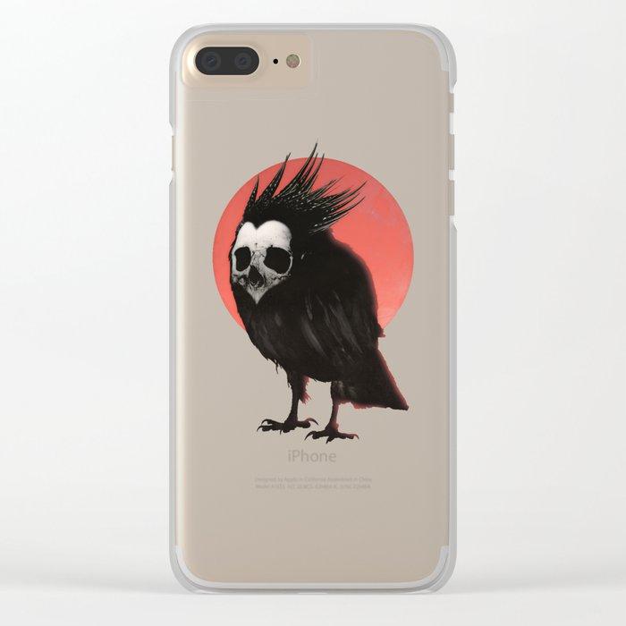 Birdie Clear iPhone Case