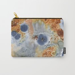 Eroded Carry-All Pouch