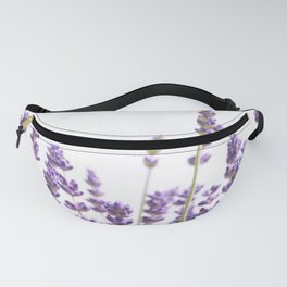 Purple Lavender #4 #decor #art #society6 Fanny Pack