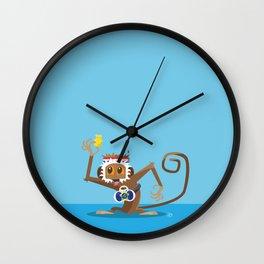 Gummy Bear! Wall Clock