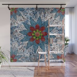 Marble Quilt Wall Mural