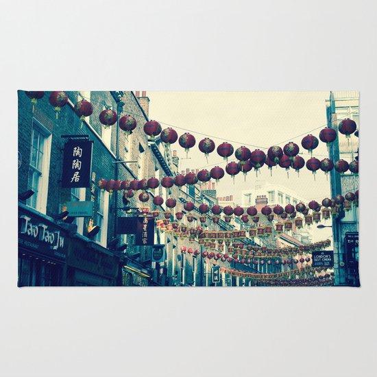London Chinatown Rug