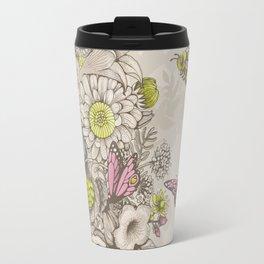 Beauty (eye of the beholder) - cream version Travel Mug