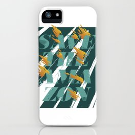 Save the Amazon iPhone Case