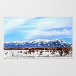 Sayan Mountains Rug