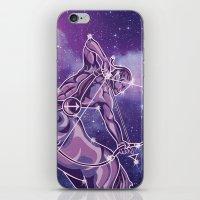 sagittarius iPhone & iPod Skins featuring Sagittarius by WesSide