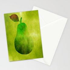 Pretty Pear Stationery Cards