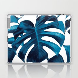 Tropical Monstera Leaves Dream #8 #tropical #decor #art #society6 Laptop & iPad Skin