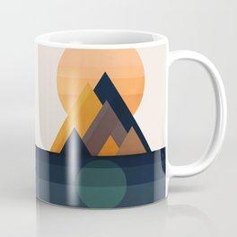Twin Sun Coffee Mug