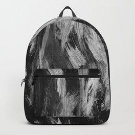 Brushstrokes Abstract Minimalism #2 #minimal #decor #art #society6 Backpack