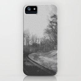 Railroad iPhone Case