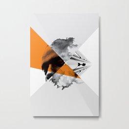 Modern Minimalist Art Metal Print