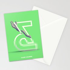 Now Loading Stationery Cards