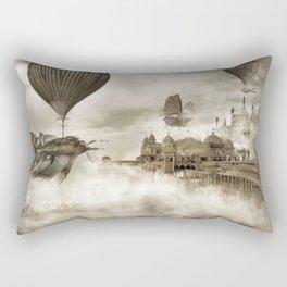 The Far Pavilions Rectangular Pillow