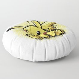 THE ELECTRIC MOUSE Floor Pillow
