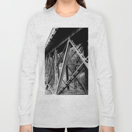 Railroad #Society6  #decor #buy art Long Sleeve T-shirt