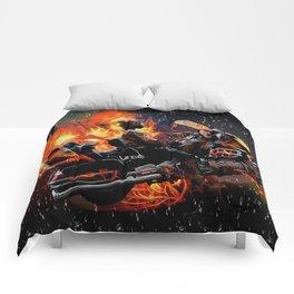 Ghost rider Comforters