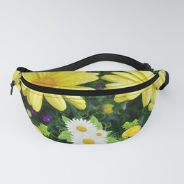 Pretty Daisies Fanny Pack