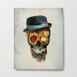 Skull Lover Metal Print