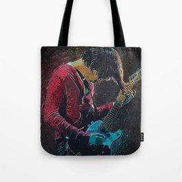 Jonny Greenwood Tote Bag