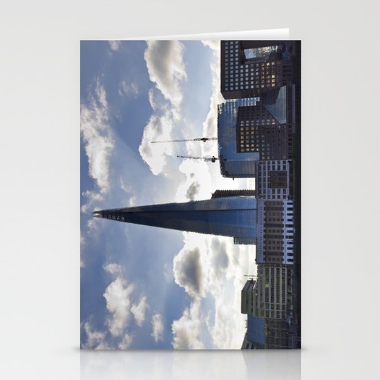The Shard and South Bank Stationery Cards