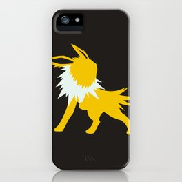 Jolteon iPhone Case