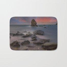 Rhoscolyn Rocks Bath Mat