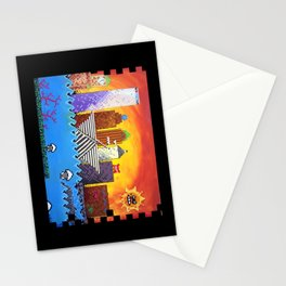 8 Bit Milwaukee Stationery Cards