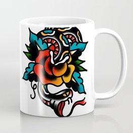 Traditional snake Coffee Mug