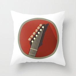 Brutal Throw Pillow