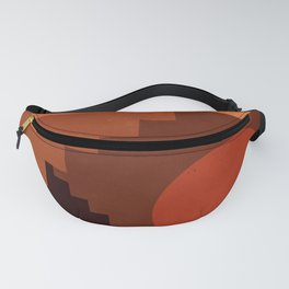 Abstraction_SUN_HOME_MInimalism_001 Fanny Pack