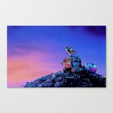WALL-E (Painting Style) Canvas Print