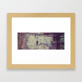 Cockatoo Island 14 Framed Art Print