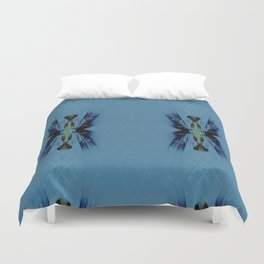 Mosaic Tribal Duvet Cover