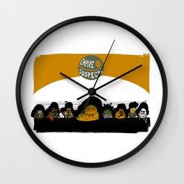 Unusual Suspects : Empire Wall Clock