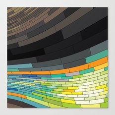 Revenge of the Rectangles II Canvas Print