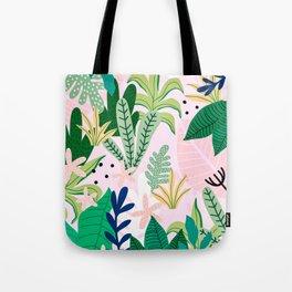 Into the jungle - sunrise Tote Bag