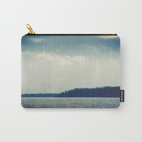 The Past Is Gone Carry-All Pouch