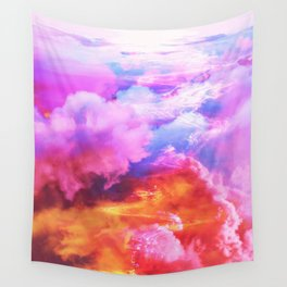Alpha waves Wall Tapestry