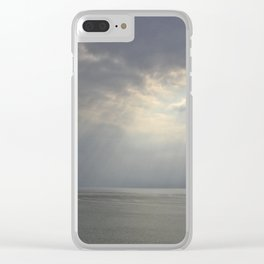 The Kinneret Clear iPhone Case
