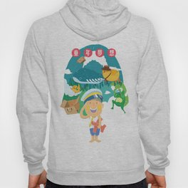 Dream Ready to Fly Hoody