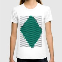 knitting T-shirts featuring Knitting by Diogo Coito
