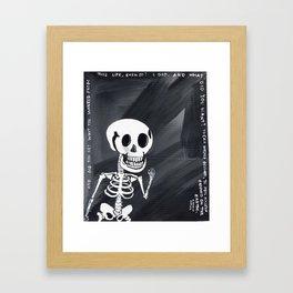 Beloved  Framed Art Print