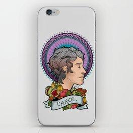 Queen Carol iPhone Skin