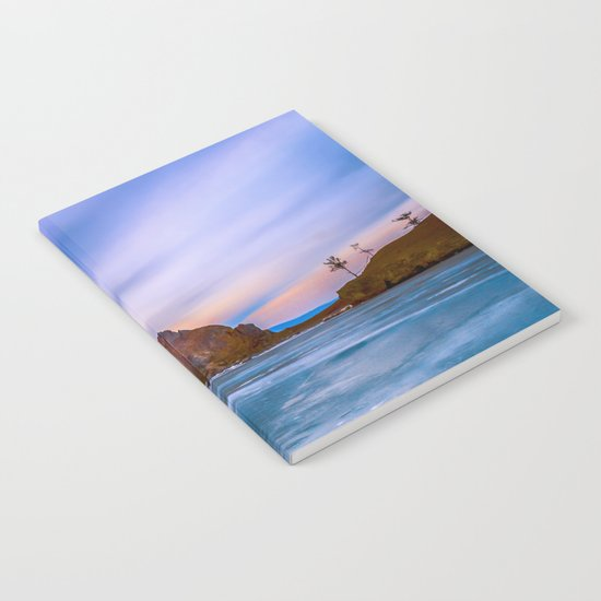 Shaman Rock, lake Baikal Notebook